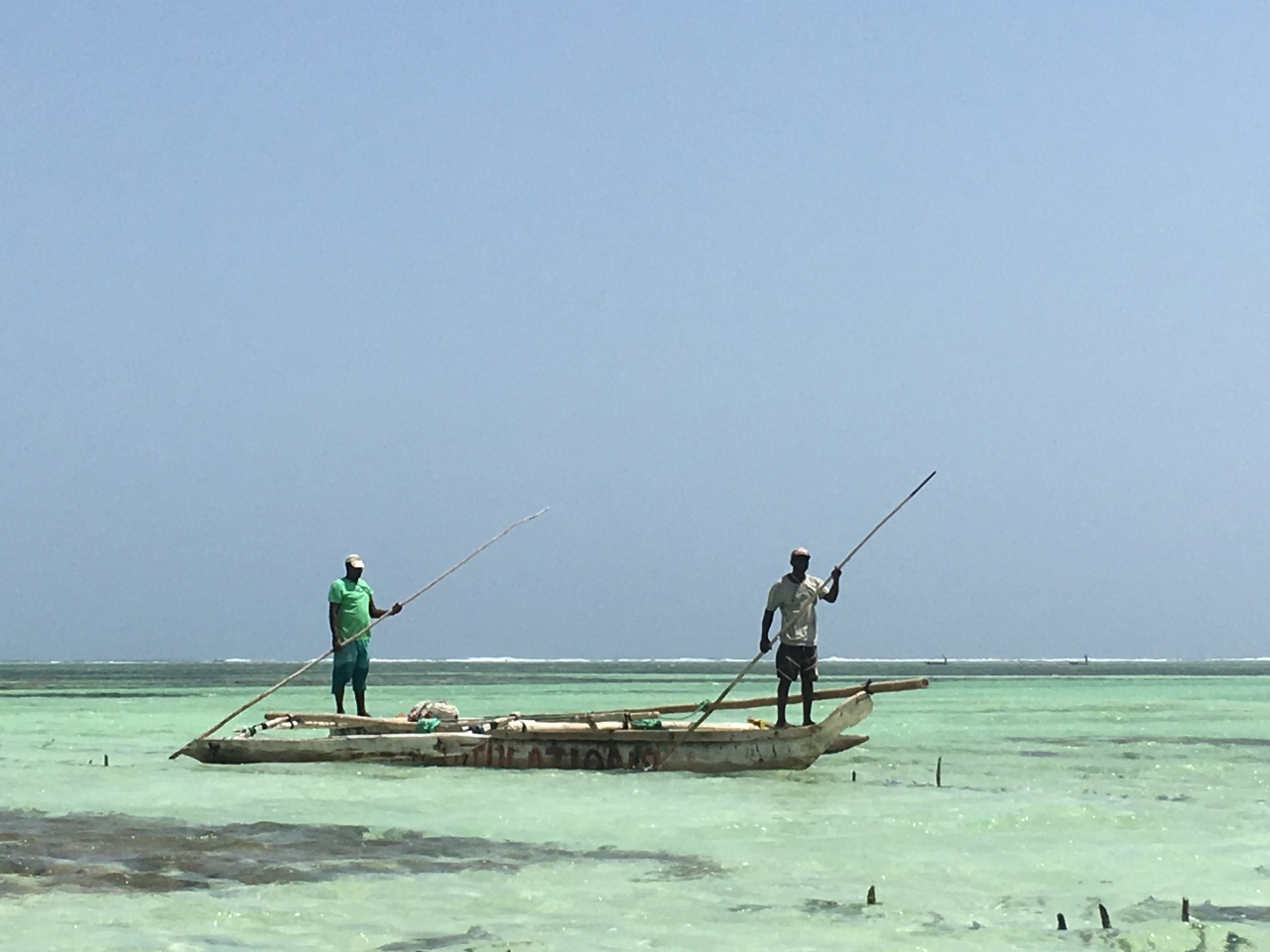 Zanzibar – Sable, coquillages et surprises!