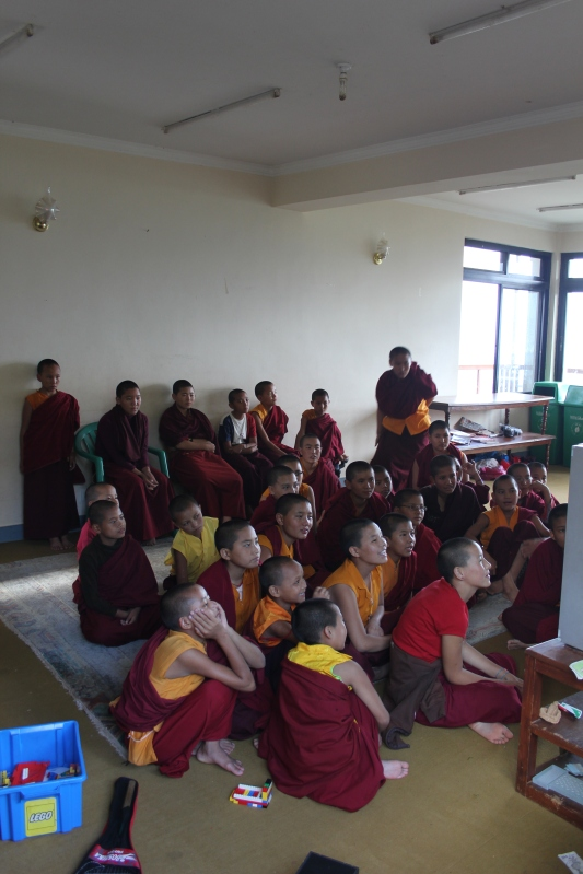 Bouthan n°2 et Nepal 1 2010 751