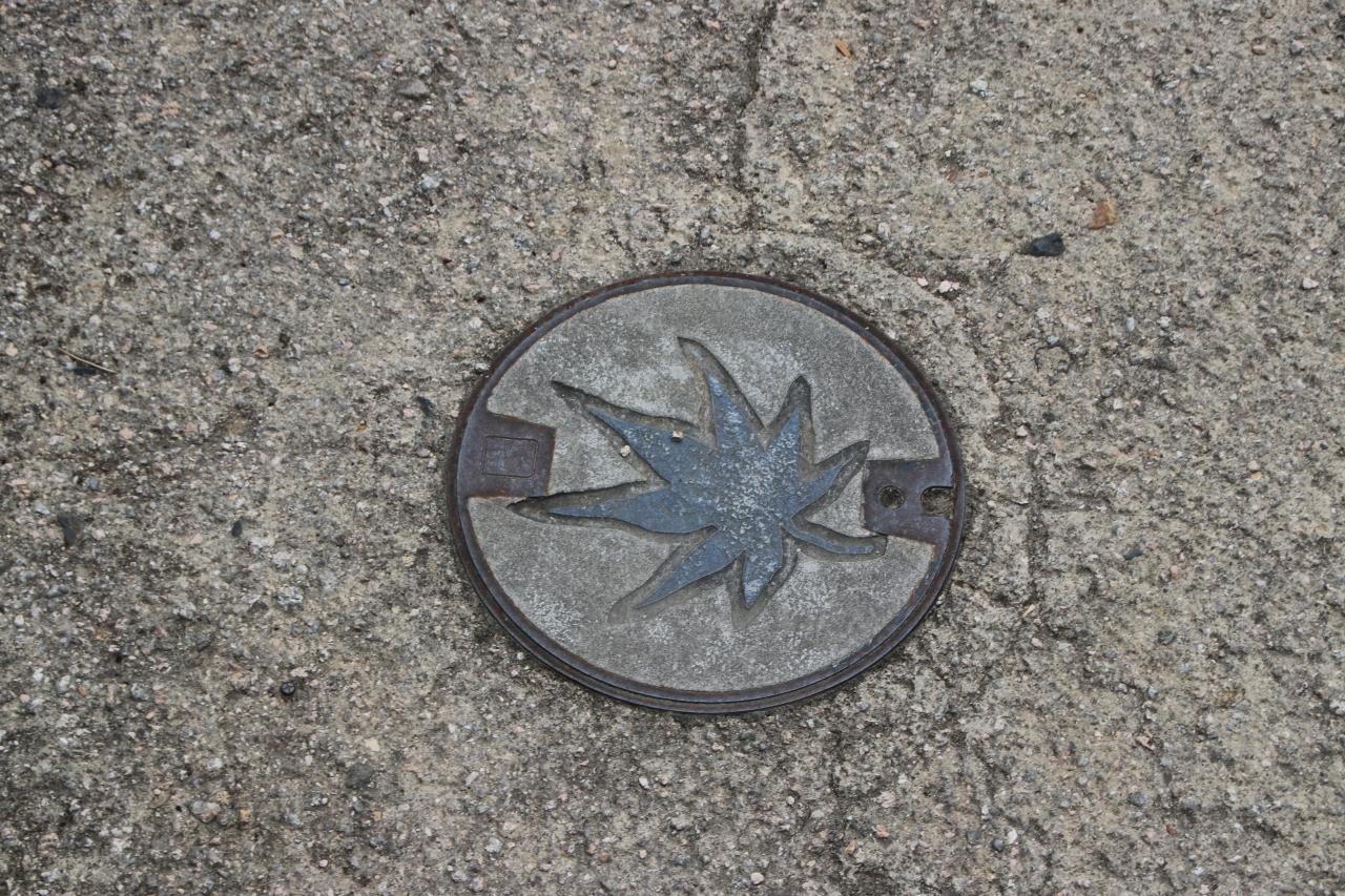 Les plaques d'égouts au Japon et à Taïwan – Merveilles et œuvres d'art urbain au niveau de nospieds!