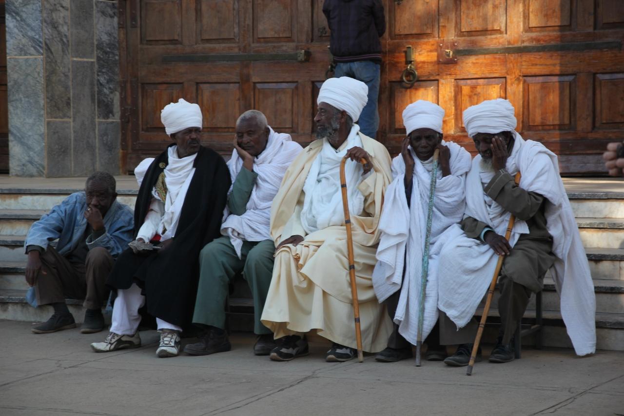 Ethiopie – Thimkat à Adoua – Province d'Axoum – 19 janvier2014
