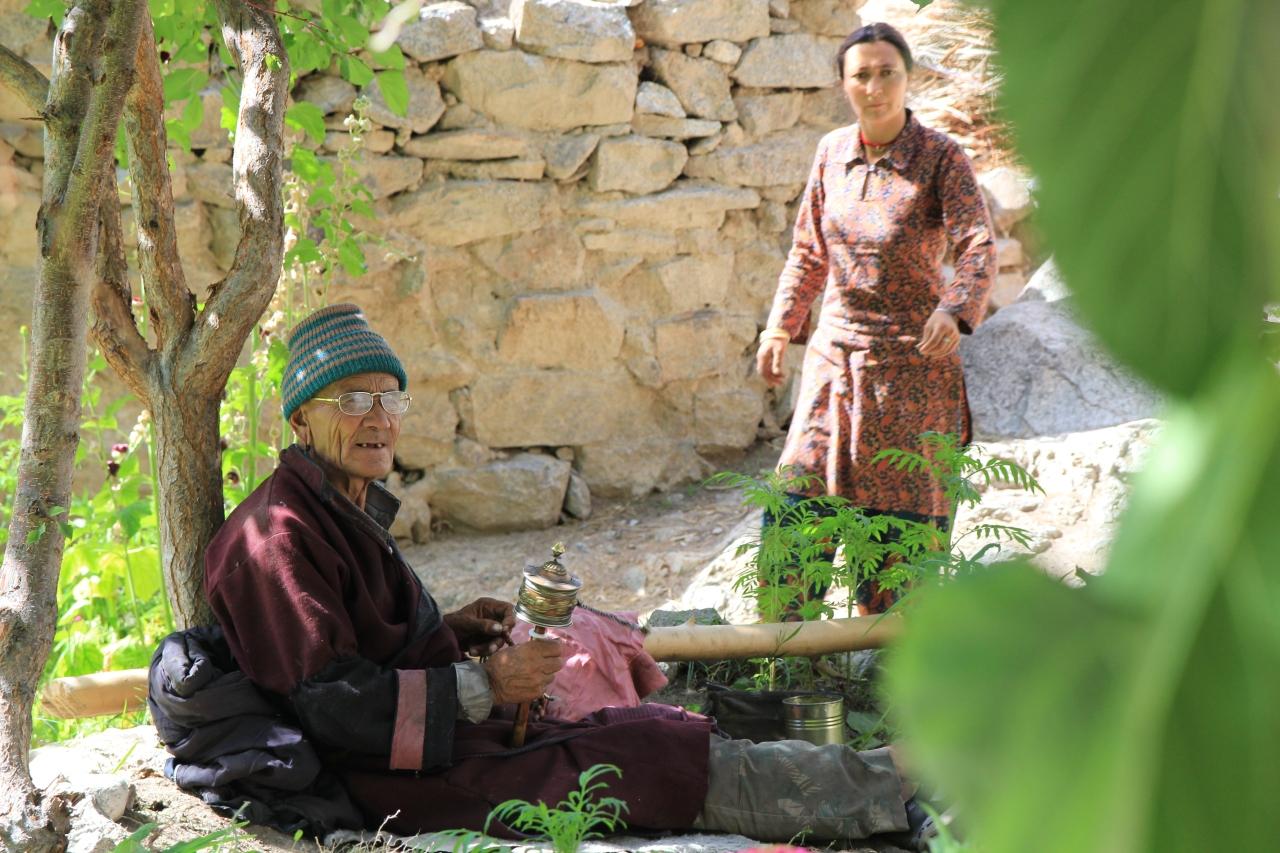 Peuples ladakhi – Nomades, dardes et visages deLeh