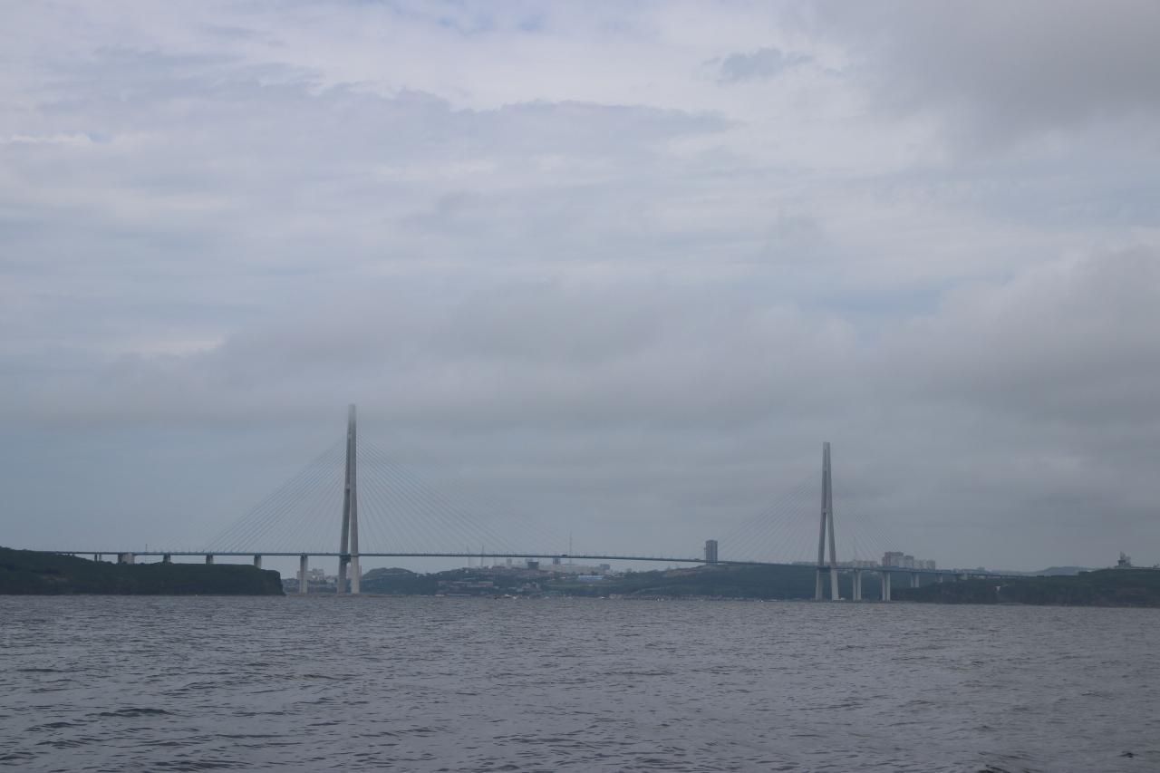 Mon dernier jour en Russie –  les iles autour de Vladivostok – archipel de l'ImpératriceEvguenïa