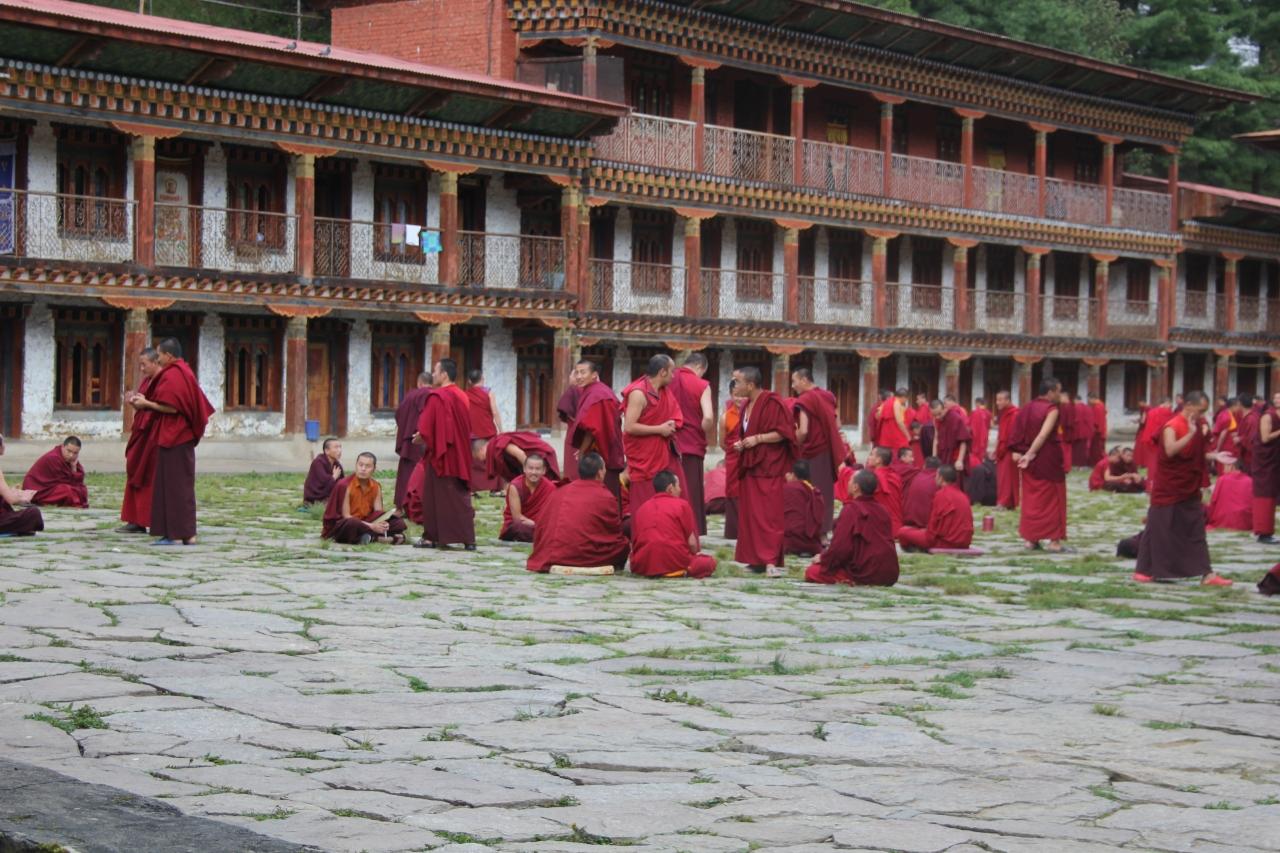 Débats Bouddhistes – Tibet etBhoutan